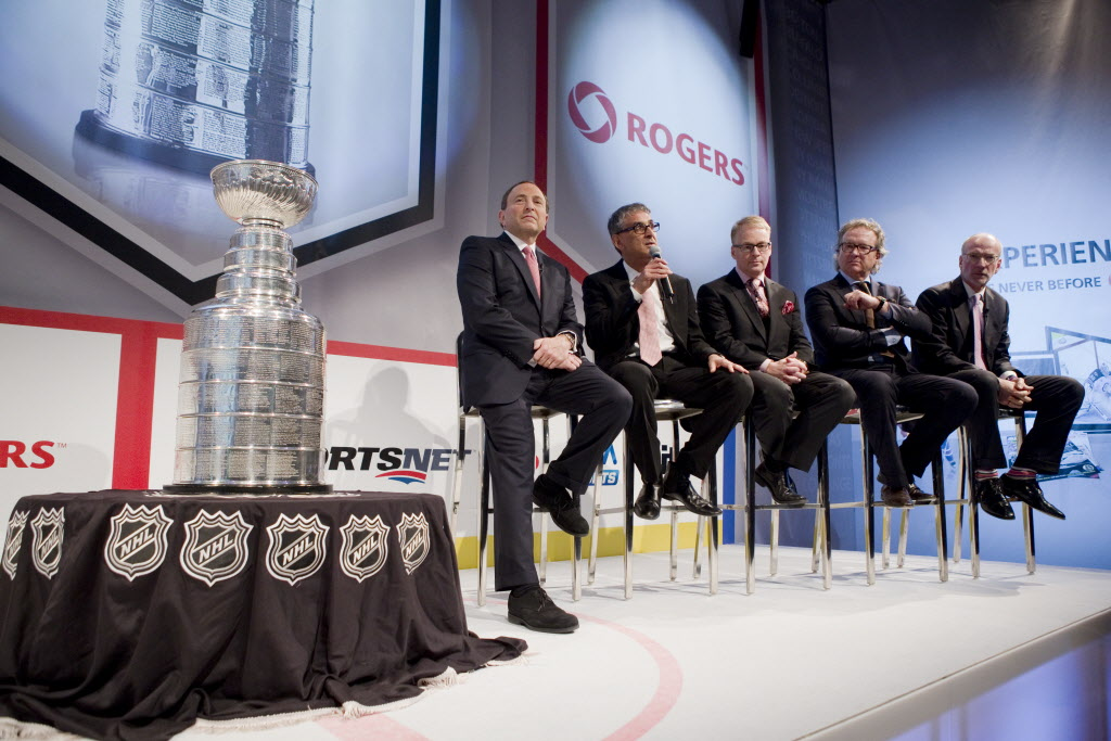 """The myth of """"the bad hockey deal"""" at Rogers"""